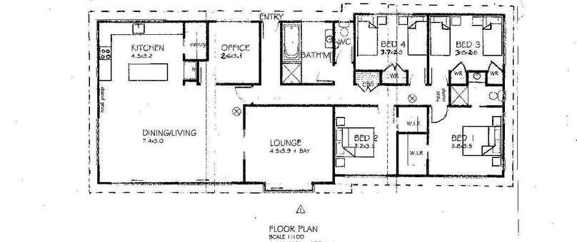 4 bedroom home - big river homes transportable homes
